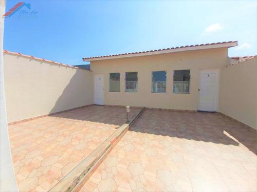Imagem 1 de 11 de Casa A Venda No Bairro Jardim Madre Santa Paulina Em - Ca 004-1