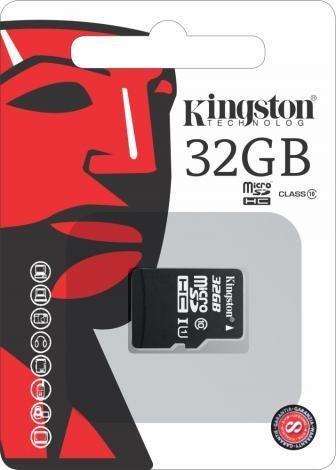 Cartão De Memória Kingston Canvas Select, Sdcs ,32gb