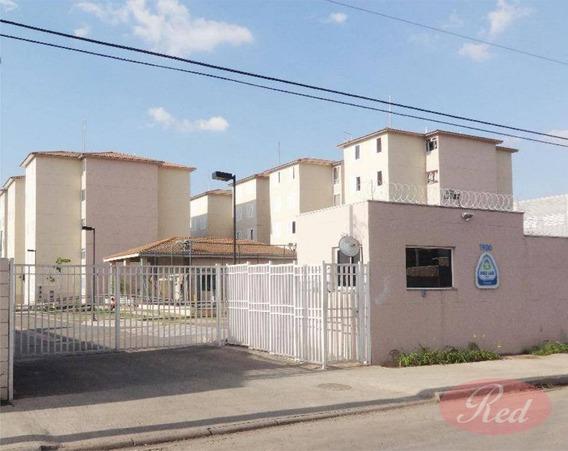Apartamento - Cond. Meu Lar Suzano - Pq. Santa Rosa - Suzano - Ap0581