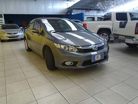 Honda Civic 2.0 Exr 16v 2014 - Santa Paula Veículos