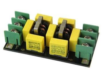 Filtro Supressor Ruido Emi Amplificador Usina Ac 110/220v