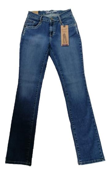 Pantalones Y Jeans Wrangler Para Mujer Tiro Alto Mercadolibre Com Mx
