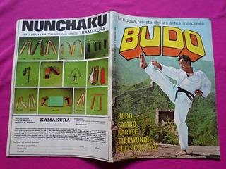 Revista Budo N° 26 Yudo Sambo Karate Taekwondo Full-contact