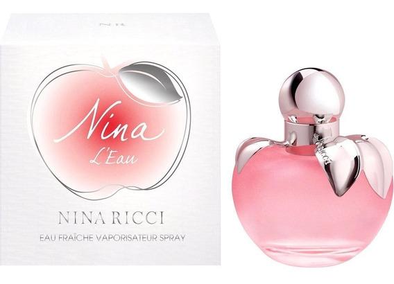 Nina L´eau By Nina Ricci Original 80ml Frete Grátis