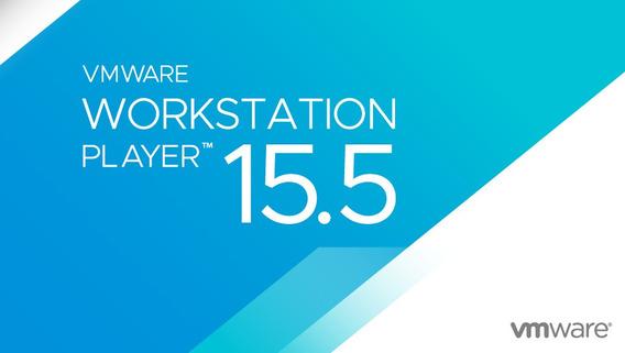 Vmware Workstation Pro 15 Ultima Versão Pronta Entrega! 15.5