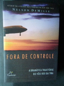 Livro Fora De Controle