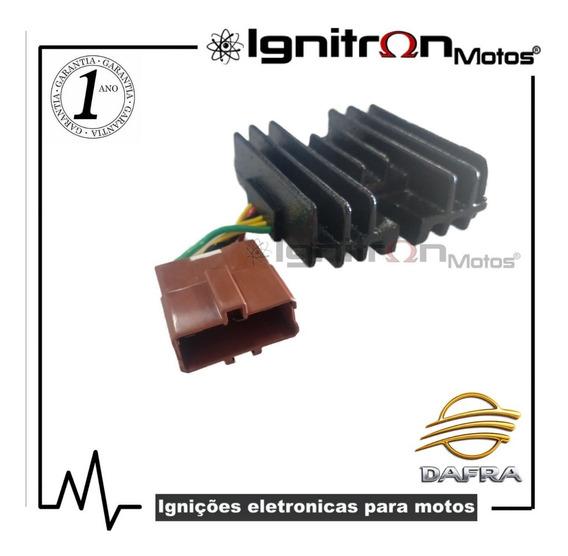 Regulador Retificador De Voltagem Dafra Citycom 300 Mosfet