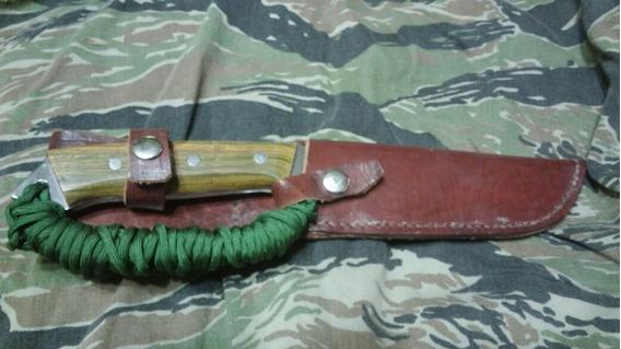 Cuchillo De Combate.supervivencia.muy Robusto.
