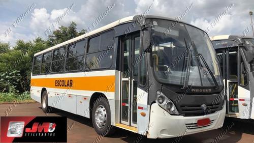 Neobus Spectrum City Ano 2012 Vw 15.190 Jm Cod 753