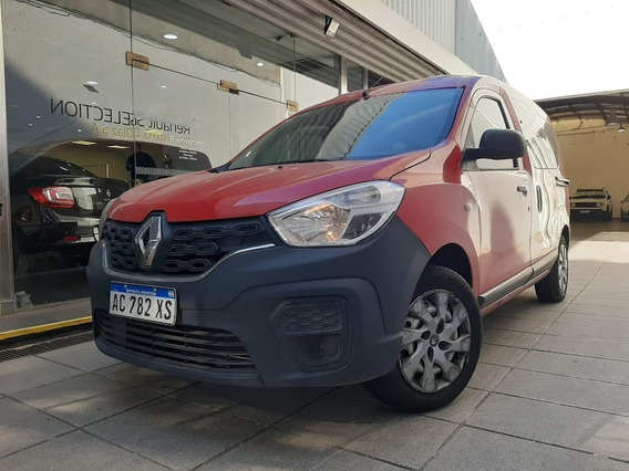Renault Kangoo Emotion 5a 1.6sce 2018 C/gnc (mac)