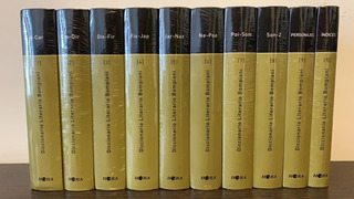 Diccionario Literario Y De Autores Bompiani - 15 Tomos