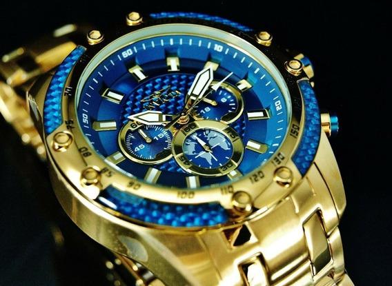 Relógio Invicta 100% Original Com Estojo!!!!!!!!!!!!!!!!!!!