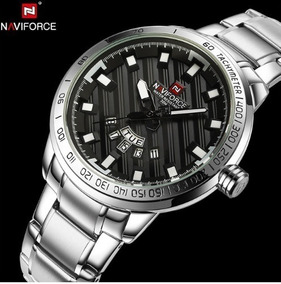 Relógio Masculino Luxo Naviforce Original
