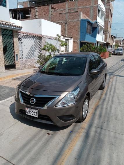 Nissan Versa Full Equipo Automáti