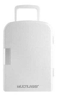 Mini Geladeira Branca 6l Portátil Frigocar Cooler Térmico