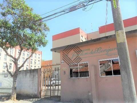 Apartamento Com 2 Dormitórios À Venda, 50 M² Por R$ 100.000,00 - Central Parque Sorocaba - Sorocaba/sp - Ap9009