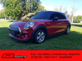 Mini Cooper 1.5 Turbo Financiamos! (( Gl Motors ))