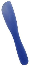 Espatula Plastica Creme Cores Azul/preto/lilas- Vertix Be