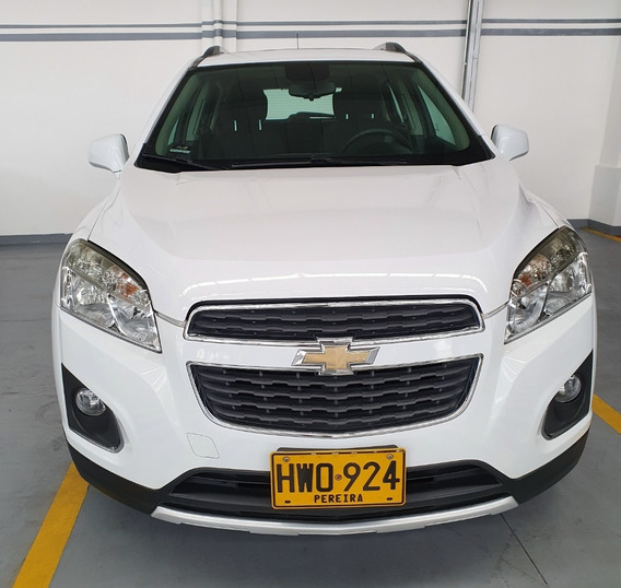 Chevrolet Tracker Automática 1.800 Cc Modelo 2014. Blanca