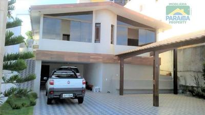 Casa À Venda - Torre - João Pessoa - Pb - Ca0241