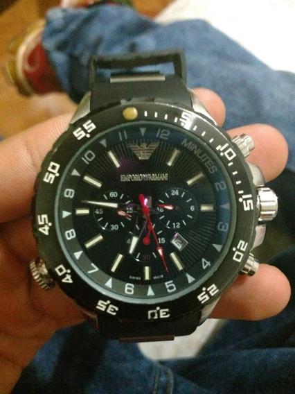 Relógio Empori Armani Original Novo