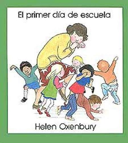 El Primer Día De Escuela, Helen Oxenbury, Juventud