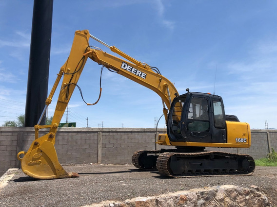 Excavadora 2001 John Deere 160c Lc Kit Para Martillo Cat 315