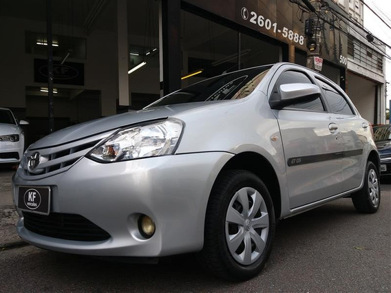 Toyota Etios 1.5 Xs 16v Flex 4p Manual 2015/2016