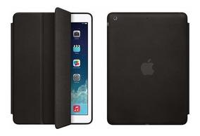 Smart Case Capa Premium Novo Apple iPad Air 2 Preta Marrom