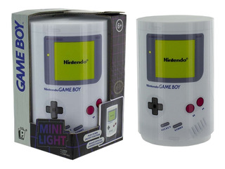 Luminaria Gameboy Mini Light Nintendo Paladone