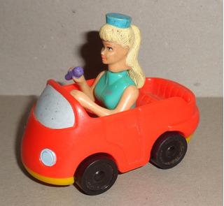 Barbie Guía - Toy Story 2 - Mcdonalds
