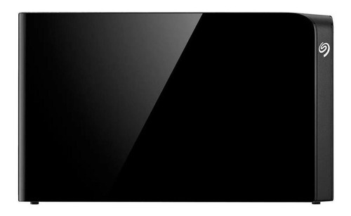 Disco rígido externo Seagate Backup Plus Hub STEL10000400 10TB preto