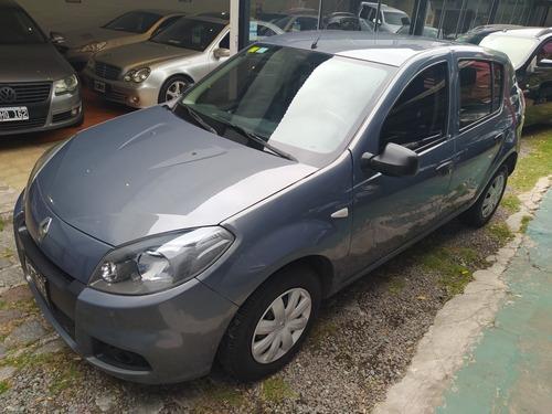 Renault Sandero 1.6 Authentique Pack I 90cv Abcp+abs 2013