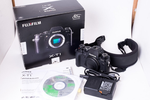 Câmera Fujifilm Xt1