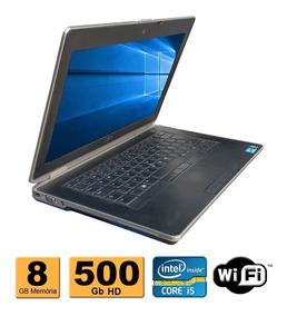 Notebook Dell E6430 Core I5 8gb Hd 500gb Hdmi