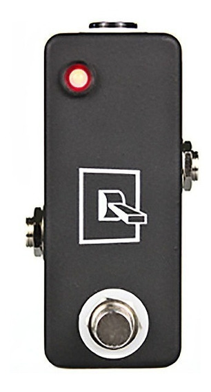 Pedal Jhs Mute Switch Guitarra + Fonte Compativel Novo