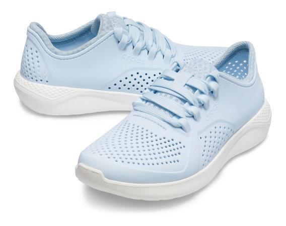 Zapatillas Crocs Literide Pacer Woman Envíos A Todo El País
