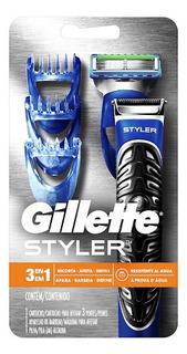 Máquina De Afeitar Gillette Styler + Repuesto