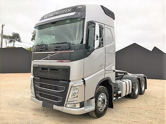 Volvo Fh 540 6x4 Bug Leve 2019 / 2020 I-shift 100.000 Km