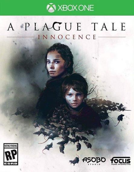 A Plague Tale: Innocence - Xbox-one