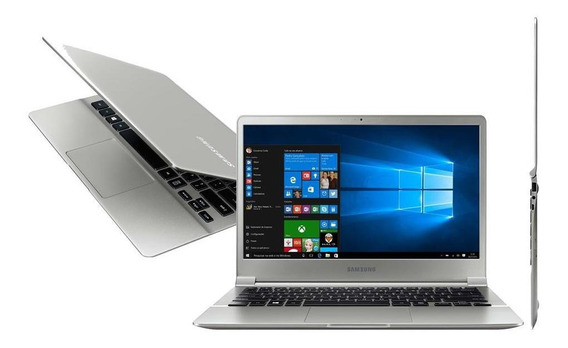 Notebook Samsung Style S50 13.3 I7 8gb 256 Gb Prata