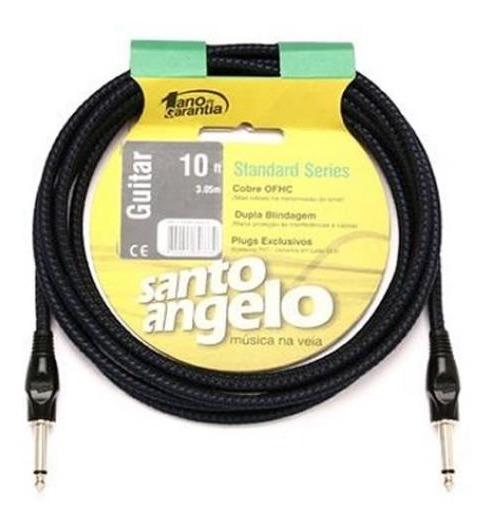 Cabo Santo Angelo Para Guitarra Angltx 3.05 Metros P10