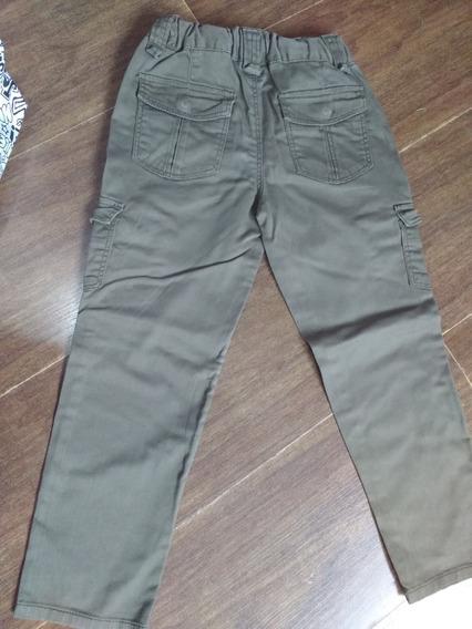 Pantalón Tipo Cargo Nena Osh Kosh T4