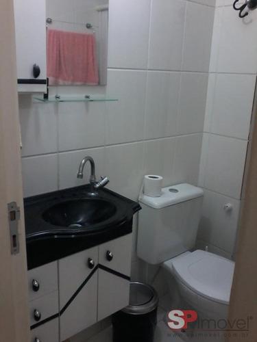 Imagem 1 de 15 de Apartamento Para Venda Por R$258.500,00 - Jardim Três Marias, São Paulo / Sp - Bdi21429
