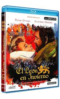 Blu-ray The Lion In Winter / El Leon En Invierno