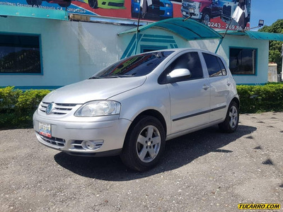 Volkswagen Fox Cross