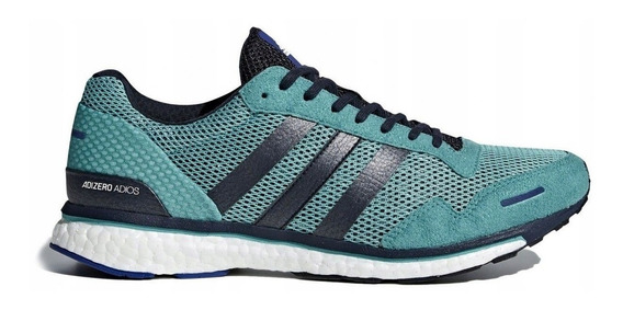 Tenis adidas Adizero Adios Boost 3 Correr Boston Energy Temp