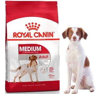 Royal Canin Medium Adult 13.6kg. Envio Gratis