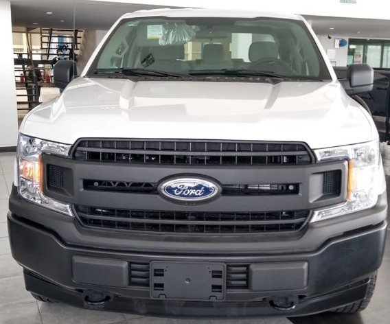 Ford F-150 5.0l Doble Cabina V6 4x2 At 2019