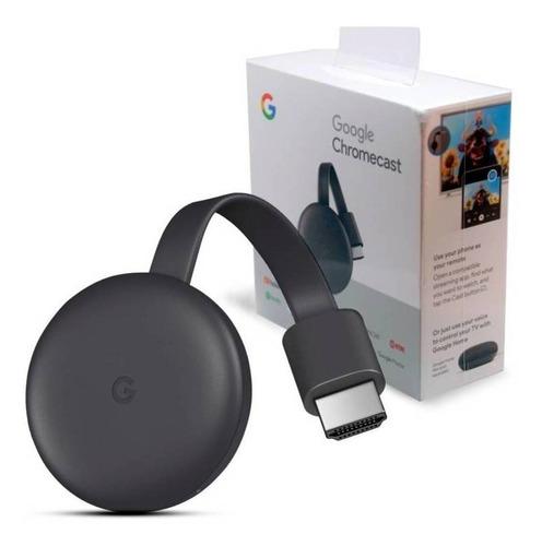 Google Chromecast 3 (3ra Generación) Full Hd Nuevo Original